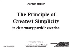 The Principle of Greatest Simplicity