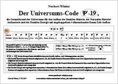 Der Universums-Code